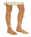 Feestartikelen Romeinse gouden sandalen