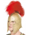Feestartikelen Romeinse luxe helm