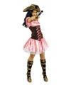 Musketiers jurkje in het roze