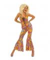 Carnavalskleding Seventies catsuit voor dames