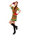 Carnavalskleding Sexy Mexicaans jurkje