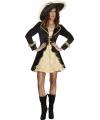 Carnavalspak sexy piraten dame