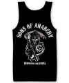 Sons Of Anarchy artikelen tanktop heren