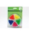 Fietskralen in felle kleuren 30stuks