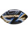 Water rugby bal zwart