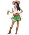 Mexicaans kostuum tequila jurkje