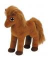 Ty Beanie paard bruin 15 cm