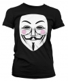 V for Vendetta artikelen shirt dames