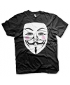 V for Vendetta artikelen shirt heren