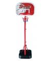 Speelgoed basketbal standaard verstelbaar 166 cm
