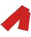 Voordelige rode sjaal voor kinderen