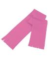 Voordelige roze sjaal voor kinderen